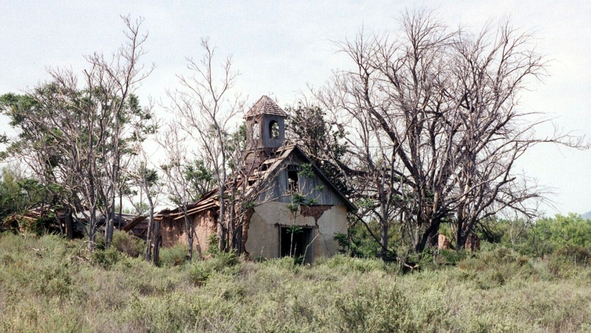RCJ Books - New Mexico Ghost Towns